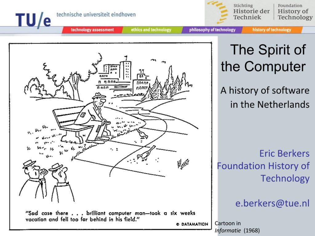 Eric Berkers Computer Book