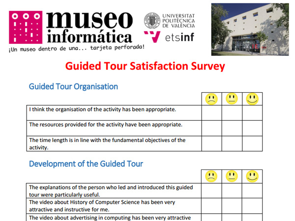 Museum Satisfaction- urvey